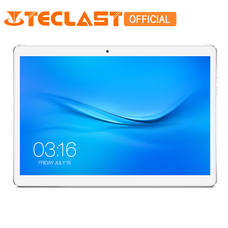 Teclast A10S Android 7.0 MTK 8163 Quad Core 1.3GHz 2GB RAM 32GB eMMC 10.1 inch 1920*1200 Dual Cameras Dual WiFi GPS Tablet PC homtom ht17 5 5 inch smartphone quad core phones android 6 0 dual cameras 4g
