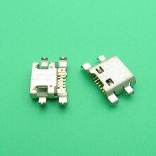 500 pcs Micro mini Carregador USB Porta De Carregamento Para LG K10 K420 K428 k10 2017X400 K121 M250 jack conector do soquete plugue Doca