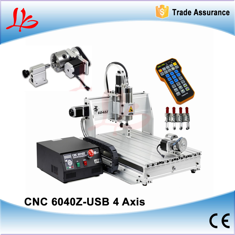 Limit Switch CNC Drilling Machine CNC Router USB 2.2KW Mini CNC Metal Engraving Machine PCB Milling Machine for Woodworking cnc router wood milling machine cnc 3040z vfd800w 3axis usb for wood working with ball screw