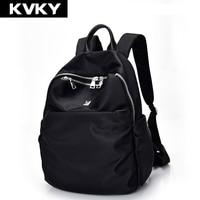 2017 New Women Backpack Waterproof Nylon School Bags Students Backpack Women Travel Bags Leather Shoulder Bag