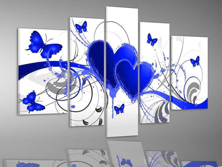 ⊱Envío libre pintado a mano aceite de la pared decoración del arte ...