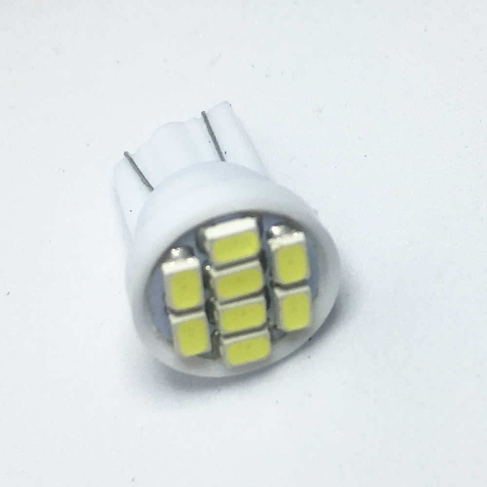 new style white led T10 8 smd 8 leds 8SMD car led 3020smd super bright 194 168 192 W5W Auto led car lighting Clearance Lights