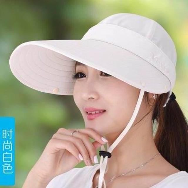 Hat женщина летом sunbonnet шеи cap многоцелевой открытый вс hat пляж кап козырек шлема sun