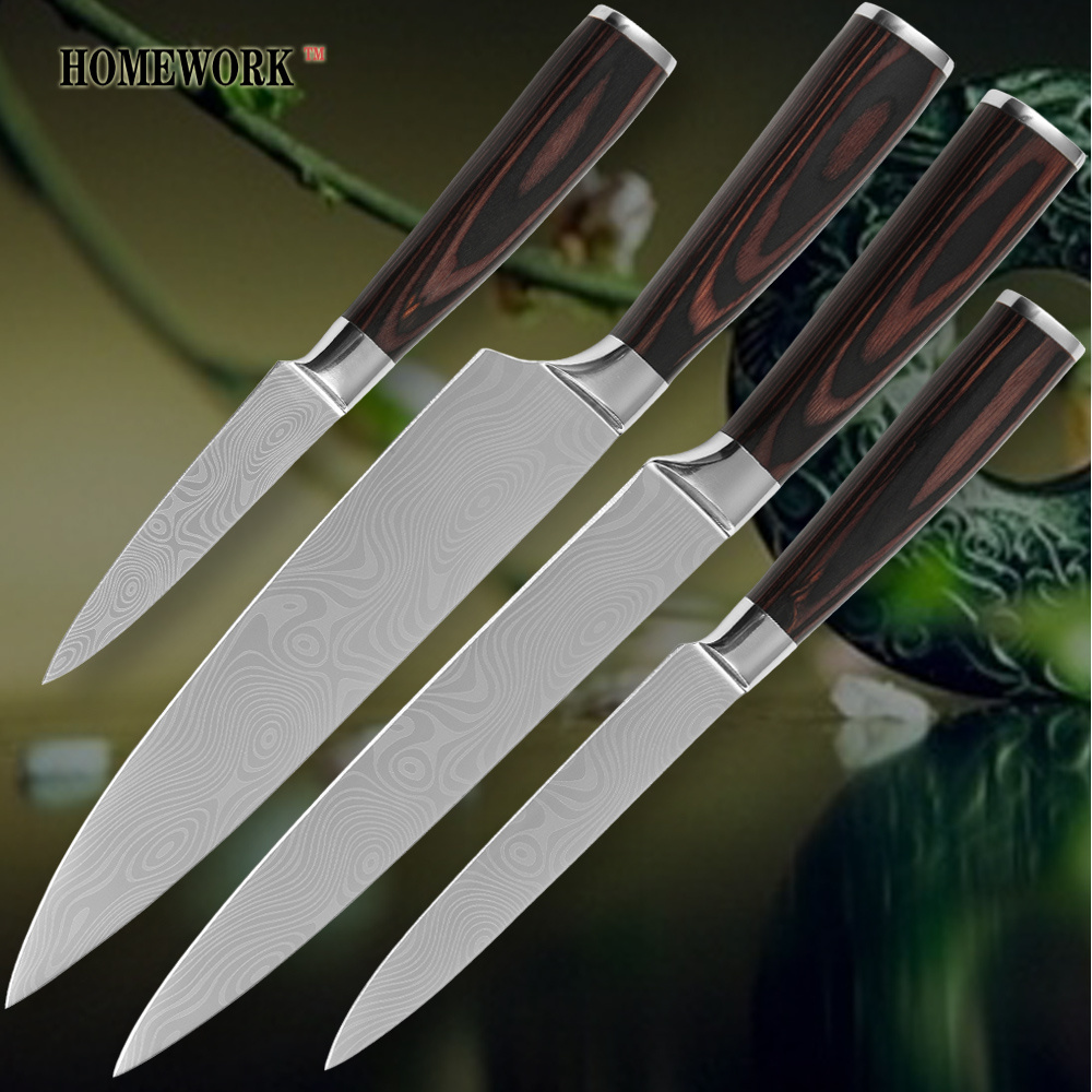 online buy wholesale 8 kitchen knife from china 8 kitchen wholesale colored multi purpose kitchen knife set