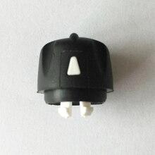 20x total novo botão de volume para motorola gm338 gm340 gm360 rádio em dois sentidos