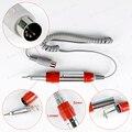 12 V 30000RPM taladro eléctrico del clavo máquina mano de mango uñas de manicura pieza de mano herramienta del arte del clavo accesorio