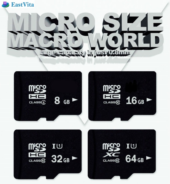 Eastvita Micro Sd Card Memory Card Tf Card Micro Sd Mini Sd Card 4gb