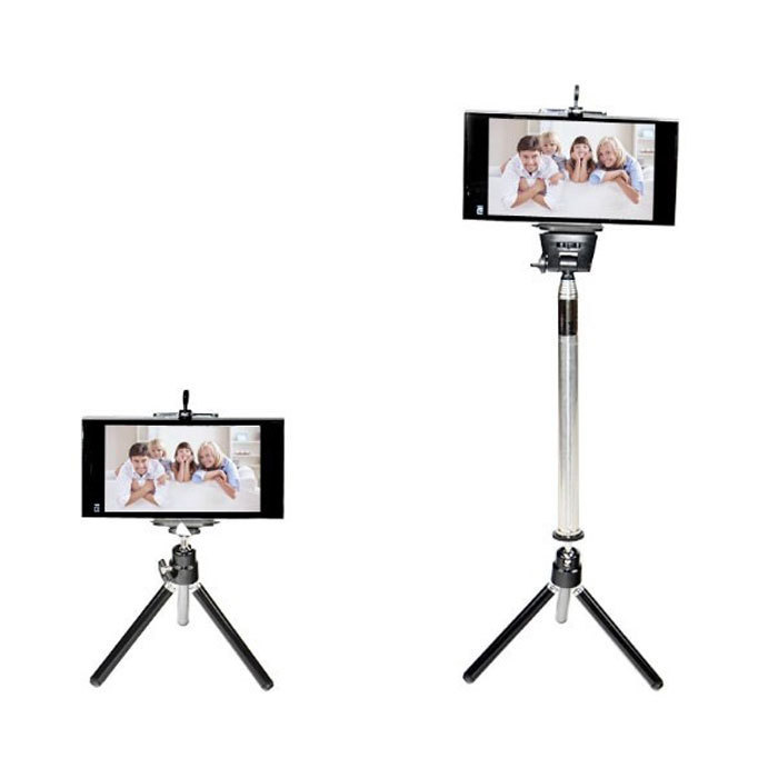 әмбебап алюминий Mini штатив камера - Камера және фотосурет - фото 6