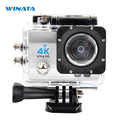 4K 25fps камера экшн 1080P HD автомобильая камера .dv действие 2.0 LCD 170 градусов Экшен камера 30M Водонепроницаемый мини камеры автомобиля видеокамеры