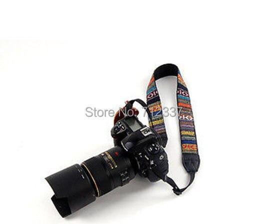 Photo Studio Accessories Camera Shoulder Neck Strap Belt For SLR DSLR Nikon Canon Sony Panasonic