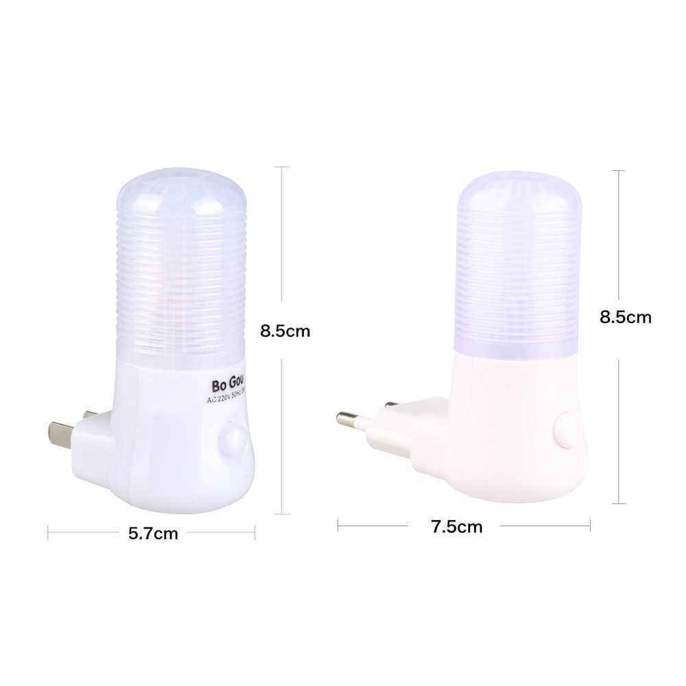 Đèn Chiếu Sáng Ban Đêm Mới Lạ LED EU/Mỹ Cắm Đèn Ngủ Ổ Điện Đèn Ngủ Trang Trí Nhà Đèn Cho Trẻ Em Bé phòng Ngủ X