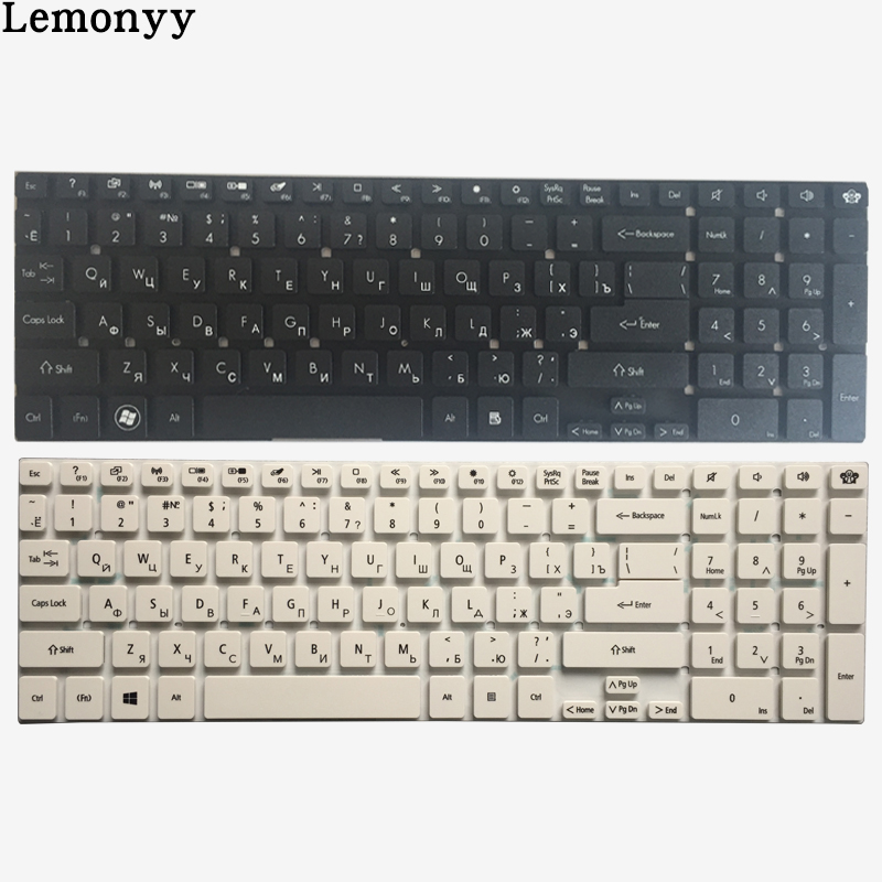 NEW Russian For Packard Bell Easynote P5ws5 P7ys5 Q5WS1 P7YS0 TS11 TS11hr TS44 LS11 VG70 RU Laptop Keyboard