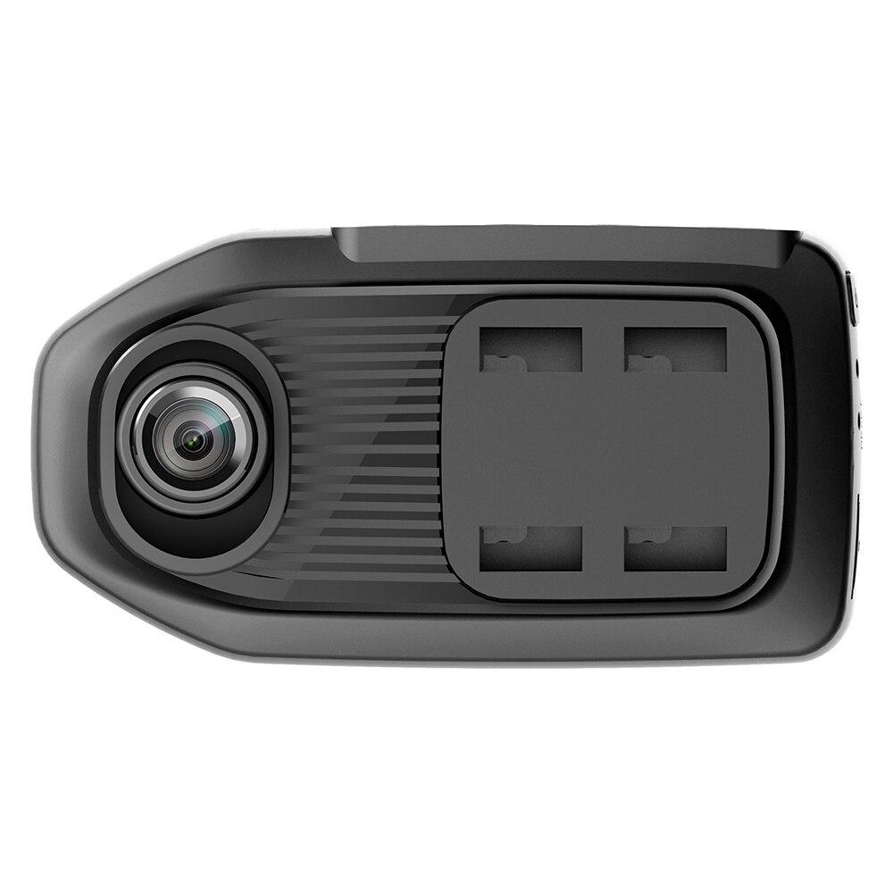 Gosafe 360 Dual Lens Car DVR Novatek 96655 1296P 2.7 inch Screen 135 Degree Angle dashboard Video Recorder dual lens novatek 96655 sony imx322 car wifi dvr for mercedes benz r 2015 ml gl w164 x164 2006 2012 hidden installation