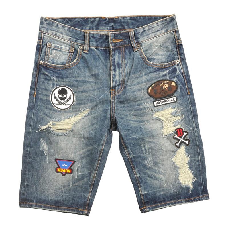 Online Get Cheap Designer Jean Shorts Men High Quality -Aliexpress ...