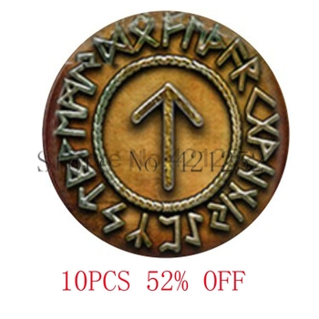 Tiwaz Rune The Norse God TYR Photo Pendant necklace keyring bookmark cufflink earring image