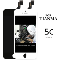 A Display Screen For Iphone 5 5S 5C LCD Touch Screen Digitizer Assembly OEM LCD
