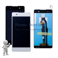 5 0 Full LCD DIsplay Touch Screen Digitizer Assembly For Sony Xperia E5 F3311 F3313 Black