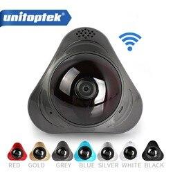 960P 3D VR WI-FI Camera 360 Degree Panoramic IP Camera 1.3MP FIsheye Wireless Wifi Smart Camera TF Card Slot IR 10M Mini IP Cam