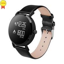 цена на Bluetooth Smart Wristband Bracelet Sports Watch Pedometer Blood Pressure Heart Rate Monitor IP67 Waterproof Smart Watch band men