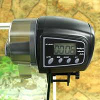 Автоматическая ручная автоматическая подача удобный аквариум для рыб кормушка таймер ЖК-дисплей аквариумные аксессуары инструменты