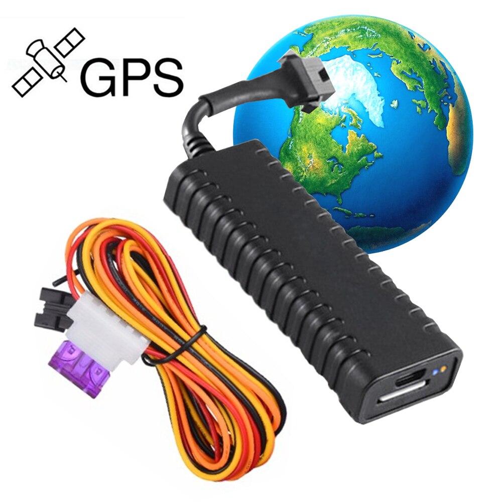 Podofo Мини GSM/GPRS/GPS трекер в режиме реального времени отслеживать глобальной спутниковой локатор встроенный Батарея SOS Geo- забор сигнализации