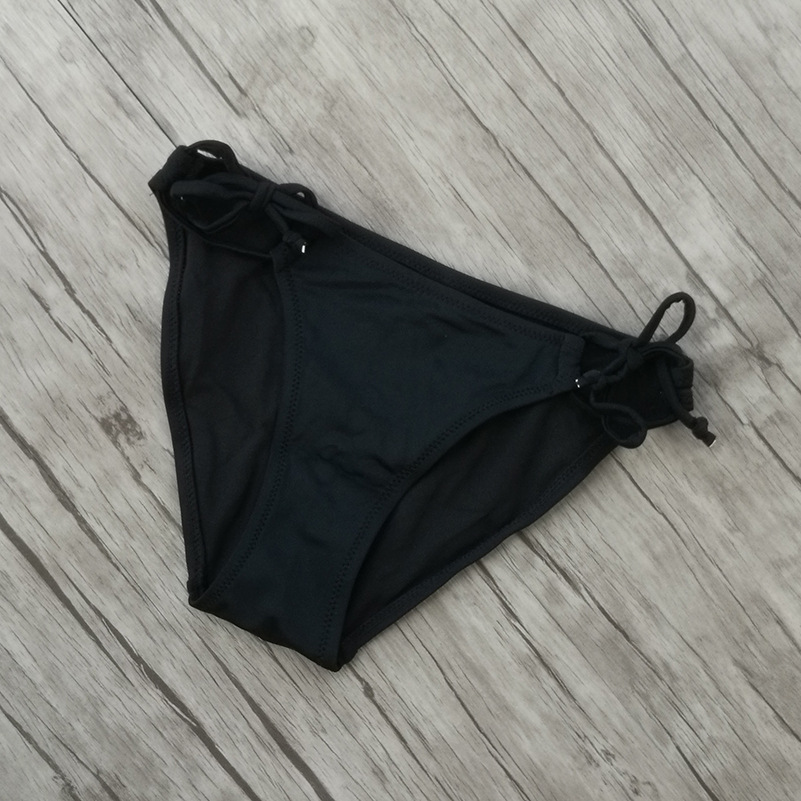 Woman Bikini Bottoms Sexy Secret Cheeky Printing Swimwear Biquini Bikinis Swim Suit Women Brazilian Bikini Thong Bottom 3