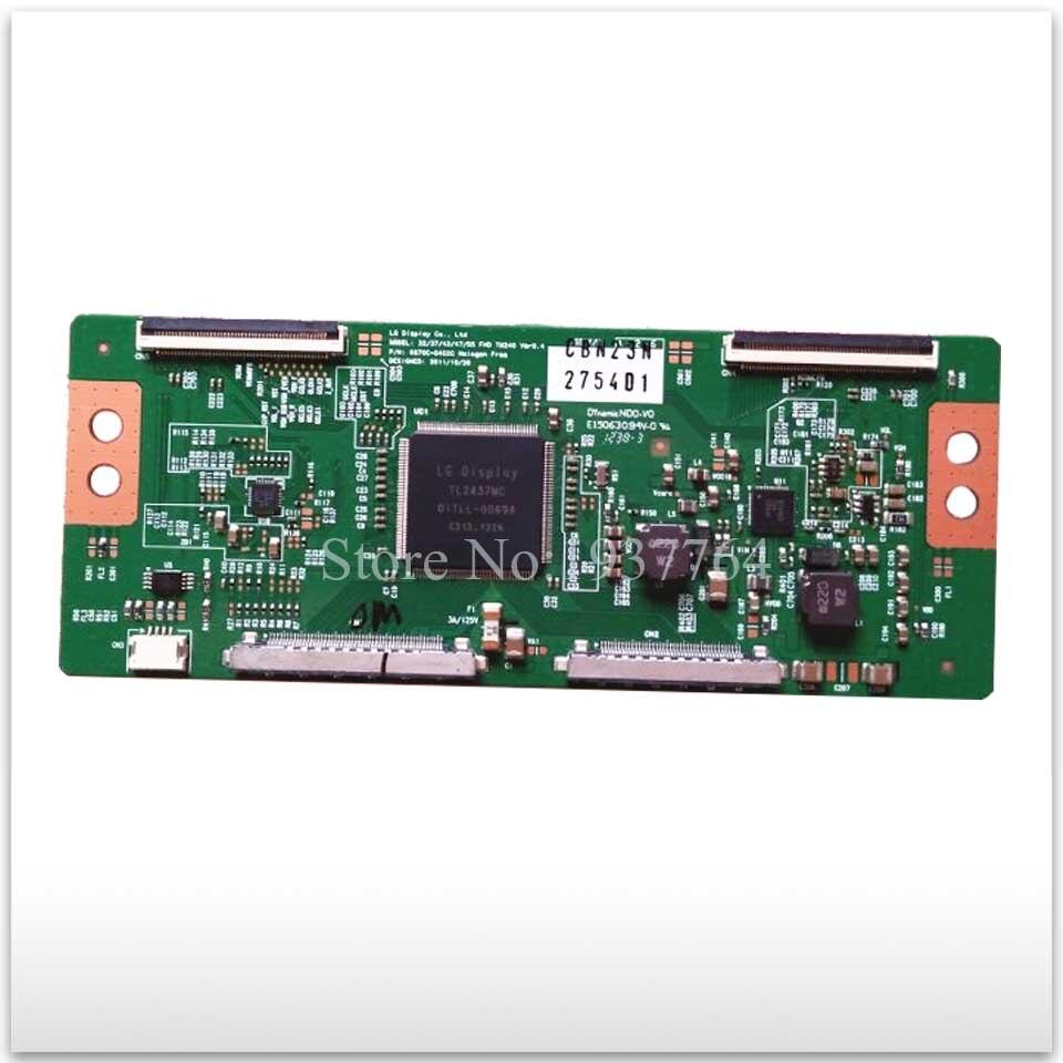 new good working High-quality board 6870C-0402B 6870C-0402C LC32/37/42/47/55 FHD TM240 LG logic board 100% tested good working high quality for 6870c 0444a board lc470due sfr1 logic board 98% new