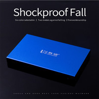 Кесу USB3.0 мобильный Портативный внешний жесткий диск HDD 80G 120G 160G, для хранения PC, Mac, настольный компьютер, ноутбук, планшет, Xbox One, PS