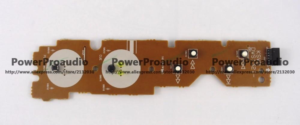 1pc DWS1321 Play Cue PCB circuit board for  CDJ800 CDJ-800 big togo main circuit board motherboard pcb repair parts for nikon d610 slr