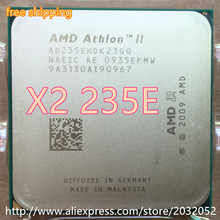 Для AMD Athlon II X2 235E-AD235EHDK23GQ настольный процессор Socket AM2+/AM3 2,7 GHz Dual 938-pin(Рабочая
