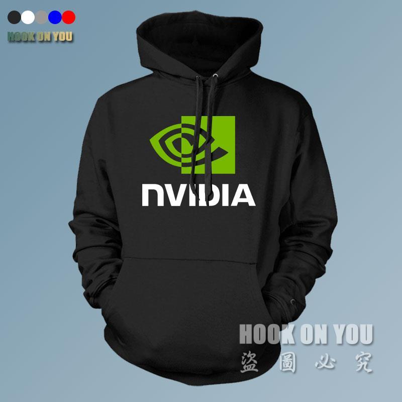 Мужская толстовка nvidia , gamer clothing