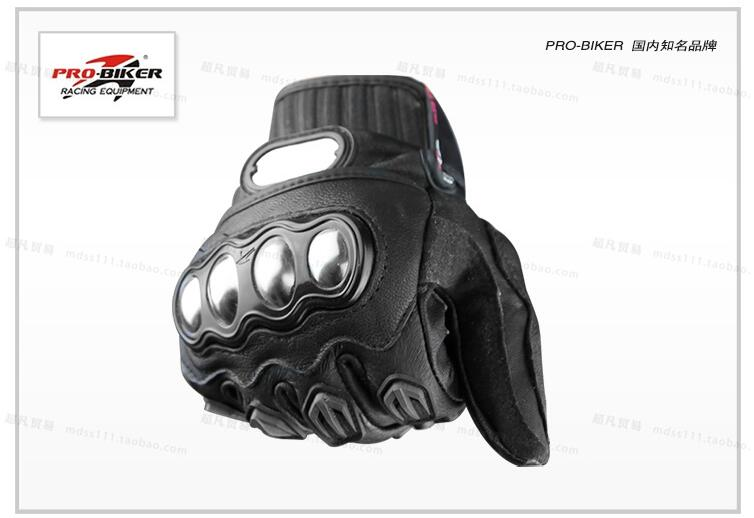 PRO-BIKER motorcycle leather gloves bike off-road Cycling gloves outdoorsports gloves
