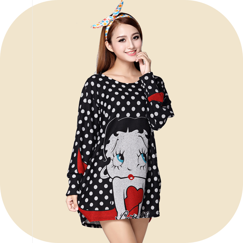 2018 Fashion long-sleeve sweatshirt maternity clothing casual cashmere hoodies clothes for pregnant women