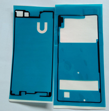 Front+Back Adhesive Glue Tape Sticker For Sony Xperia Z3+ Z4 E6553 E6533 LCD Housing Frame Plate Back Battery Cover