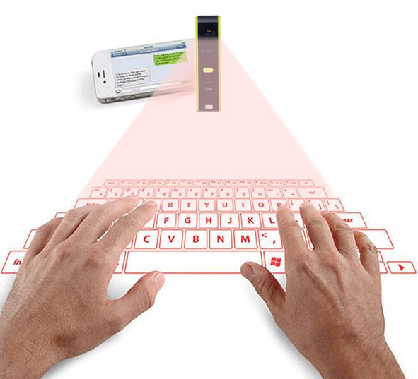 KB320 Laser Bluetooth irtual keyboard Mouse Projector Android Smart Phone Tablet Wireless English Keyboard Portable for Iphone