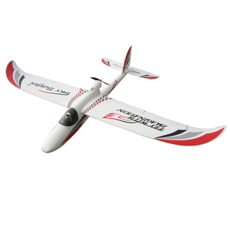 Skysurfer 2000mm 2M model remote control airplane frame EPO UAV airplane aircraft glider KIT/PNP/RTF Version купить недорого в Москве