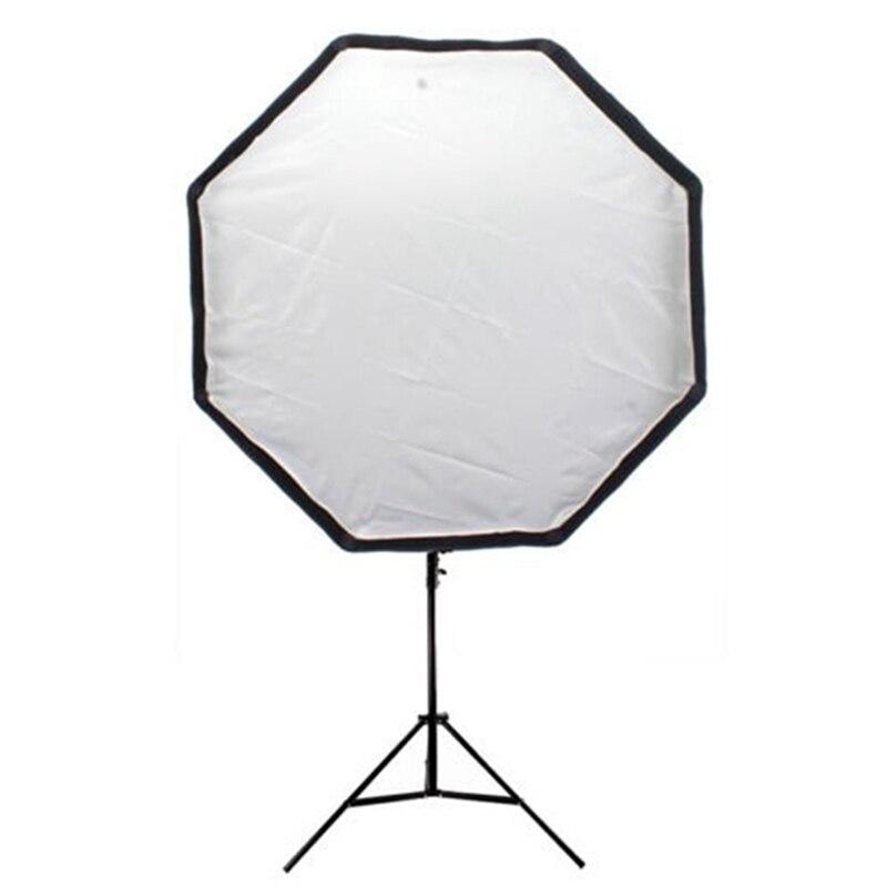 Portable 120cm Octagon Softbox Umbrella Brolly Reflector for Speedlight Flashlight Photography Accessories Equipment цена