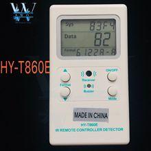 Testeur de décodeur de télécommande IR universel détecteur de testeur de décodeur de contrôle à distance infrarouge