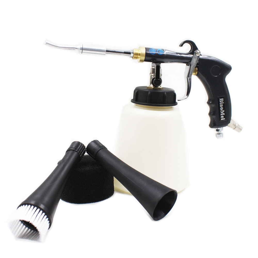 Z 020 air regulator Aluminium japanese tube car cleaning car washing Tornador gun black for