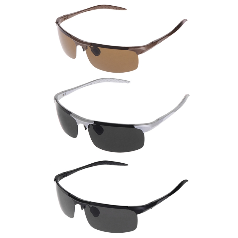 ef43bcbe33 Los hombres polarizadas deporte gafas polarizadas ciclismo pesca  conduciendo al aire libre gafas de sol gafas