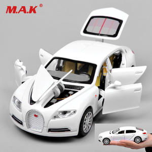 MAK 1:32 Car Alloy Diecast Models Collection Children Toys