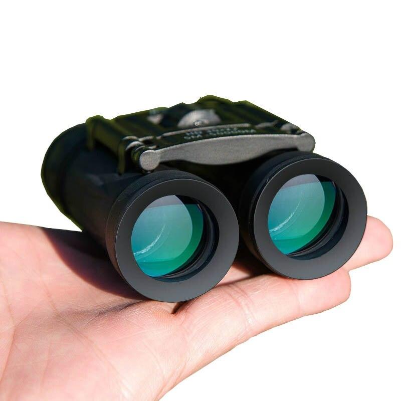 Buy Cheap New 40x22 Mini Binocular Professional Binoculars Telescope Opera Glasses For Travel Concert Outdoor Sports Hunting Pure Whiteness