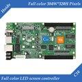 HD-C10 USB + 2 Порт Ethernet (Может использоваться в качестве отправки карты) Асинхронный Видео Полноцветный СВЕТОДИОДНЫЙ Управления карты