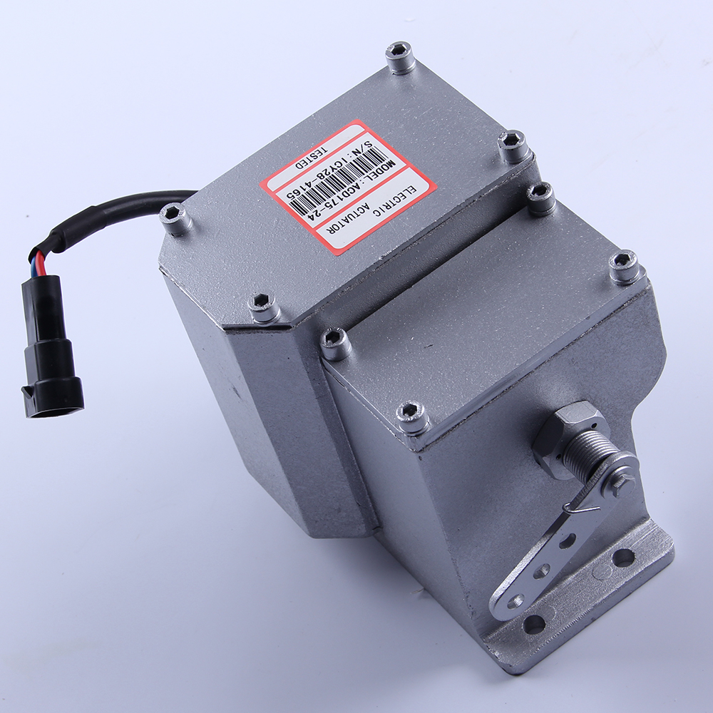 Actuator ADC175 24V electric push rod linear actuator diesel cylinder generator repair part engine govornor controller fuel pump electric push hand controller power supply push rod controller push transformer dc linear actuator motor drive controller