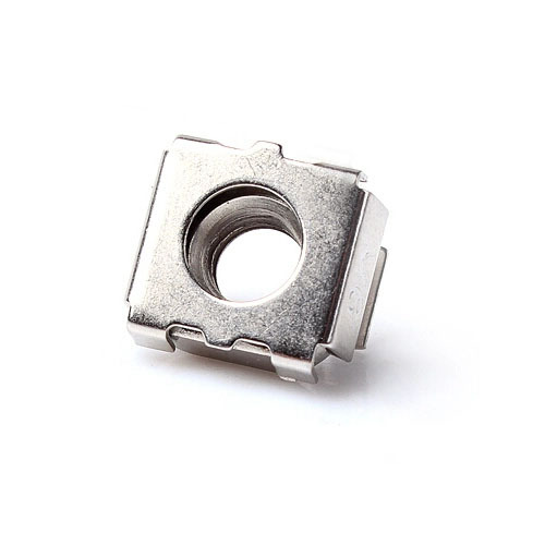Carbon Steel M5 Cage Nuts, Captive Nuts, Server Rack Mount Nuts