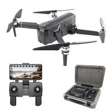 SJRC F11 gps Дрон для селфи RC с 1080 P HD камерой WiFi FPV 25 mins время полета бесщеточный Квадрокоптер складной Дрон Vs CG033