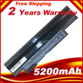 5200 mah batería del ordenador portátil para acer aspire one 522 d257 d260 E100 722 D270 D255E D255 AOD257 AOD260 AOD255E AO522 AOE100 AOD270