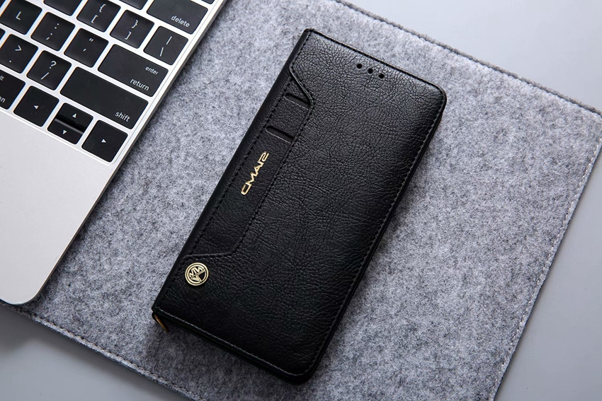 for huawei P20 lite leather case (29)