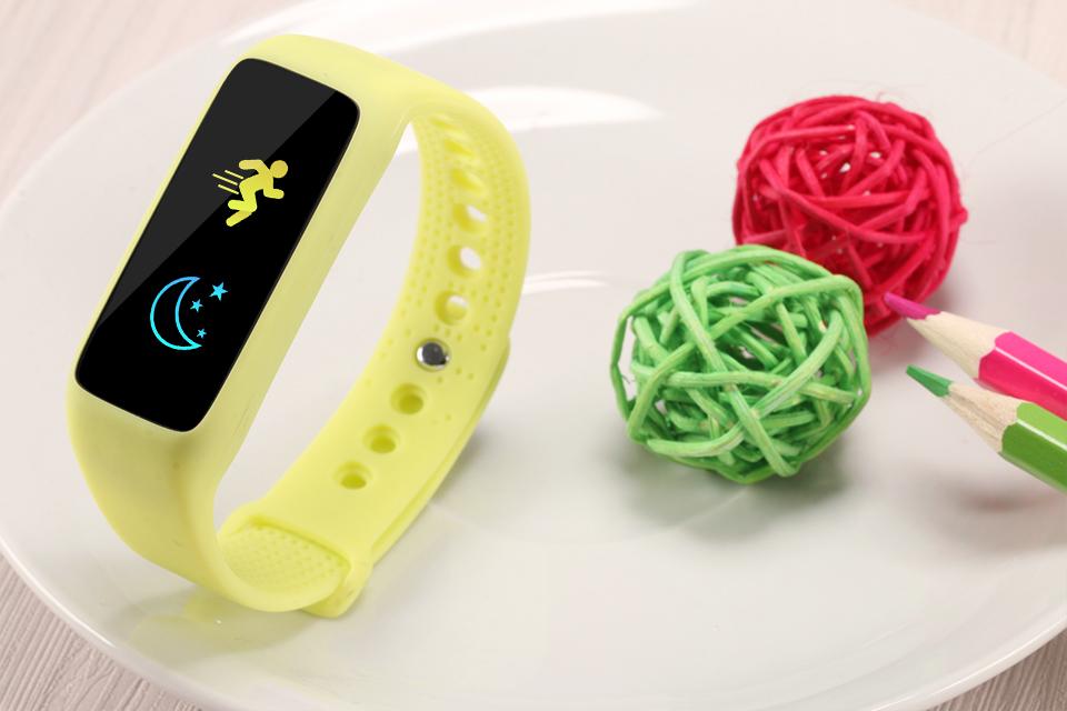 Lemfo l30t kolorowy ekran inteligentny zespół pulsometr krokomierz uśpienia fitness tracker dla andriod ios telefon 21