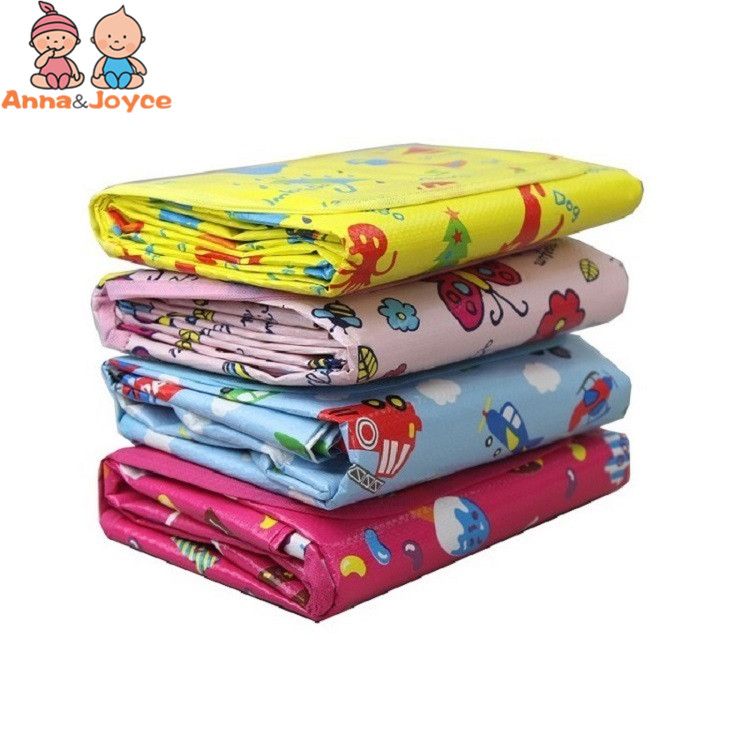 New Style Children Game Blanket Baby Crawl Pad Beach Mat Picnic Mat Damp Proof Mat For Outing Creeping Mat
